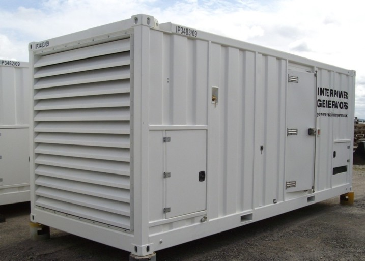 DNV Container Generator